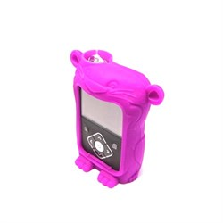 Чехол Ленни для помпы MiniMed 640G, фиолетовый