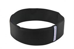 Нейлоновый пояс INSULA для ношения инсулиновой помпы (черный) М (65-85 см.)